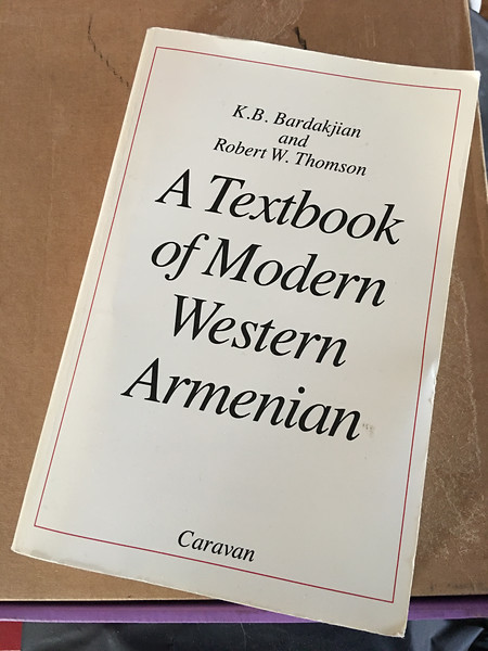 A Textbook of Western Armenian