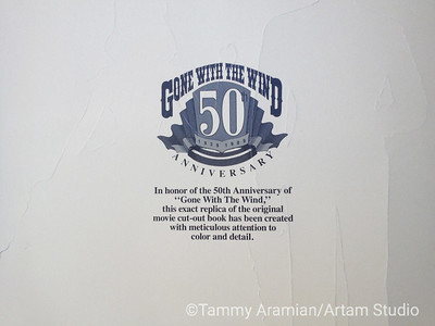 50th anniversary logo on inside front cover, also you can see doll die-cuts