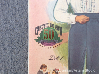 50th anniversary logo on outside front cover