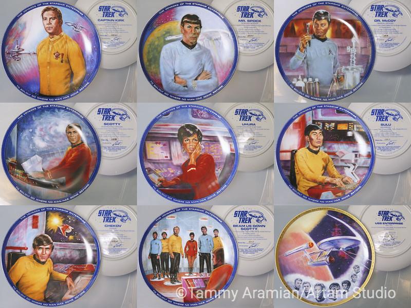 1983 plates entire set