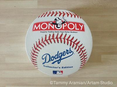 Dodgers Monopoly