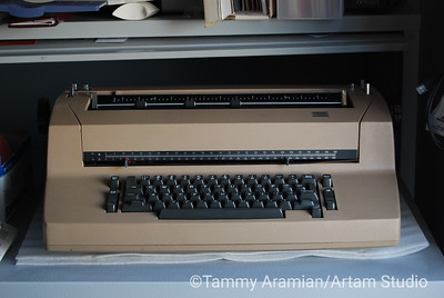 IBM Selectric from Lucasfilm