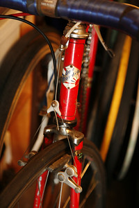 The 531 original Swiss-made 70's era championship cyclo-cross bike.   Serious offers only. 415-378-1003