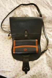Includes gorgeous wallet, like brand new see previous two photos for price and listing