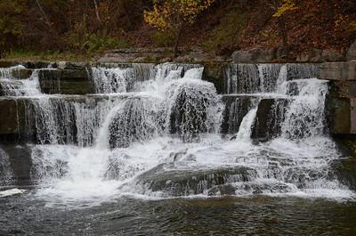 Taughannock Falls State Park - Lower Falls