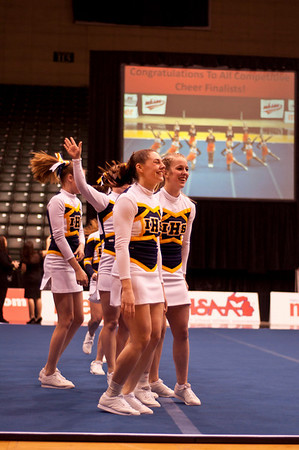 State Competetive Cheer
