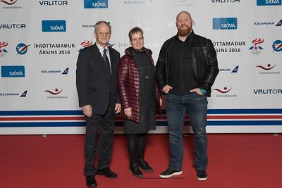 Íþróttamaður ársins 2016