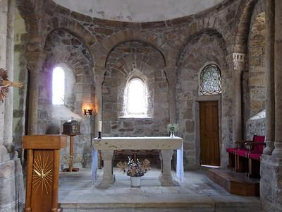 Chasserades - L'église