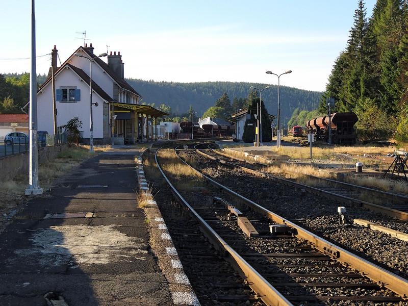 23-09 - Départ gare de La Bastide Puylaurent
