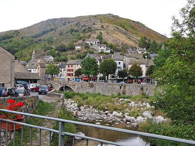 25-09 - Pont de Montvert, soirée étape