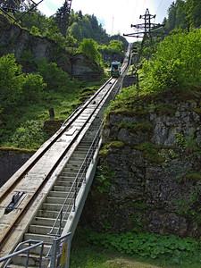 Usine électrique du Chatelot (Côté suisse)