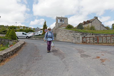 Tour des Monts d'Aubrac - 1ère partie