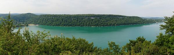 18 juin - Lac de Chalain