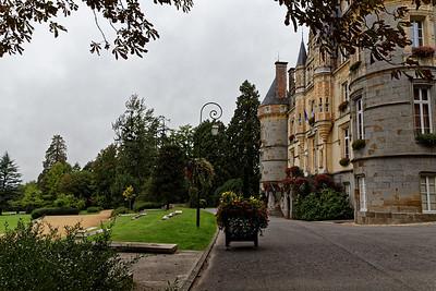 18-09 Bagnoles de l'Orne, le Château