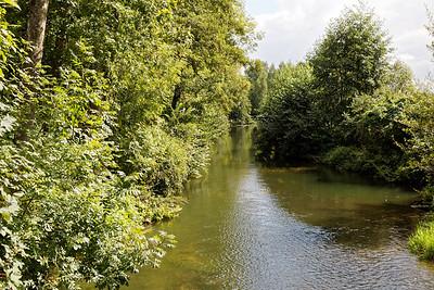 08-09 L'Eure au moulin de Tachainville