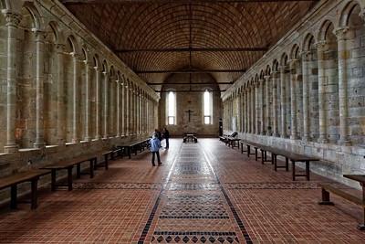 Réfectoire des moines