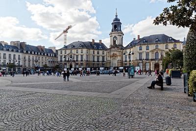 Place de la Mairie - Mairie