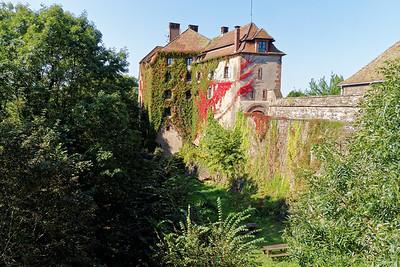 25-09 Etape 5 : Grauftahl - Château de la Petite Pierre