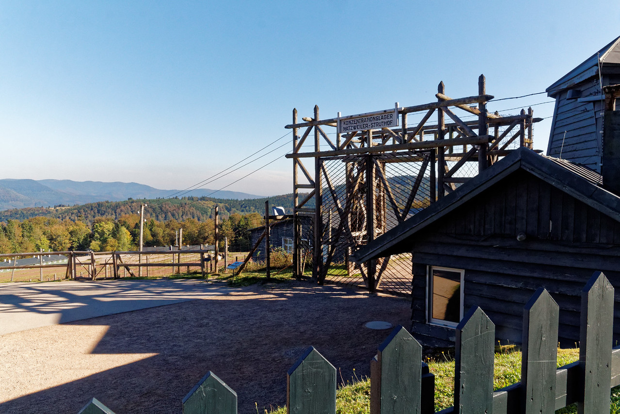 29-09 Etape 9 : Le Hohwald - Camp du Struthof