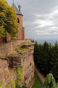 30-09 Etape 10 : Andlau - Mont Ste Odile