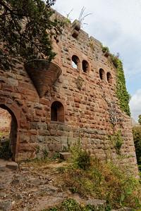 30-09 Etape 10 : Andlau - Château de Landsberg