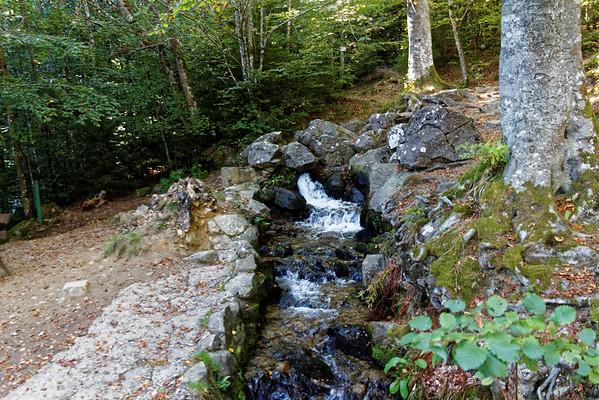 29-09 Etape 9 : Le Hohwald - Cascade de l'Andlau