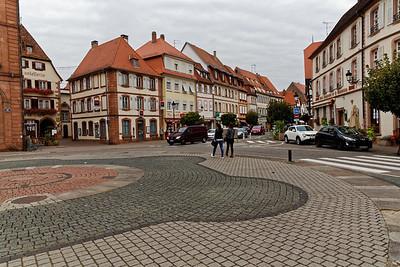 20-09 Wissembourg - Etape 0 - Visite de la Ville