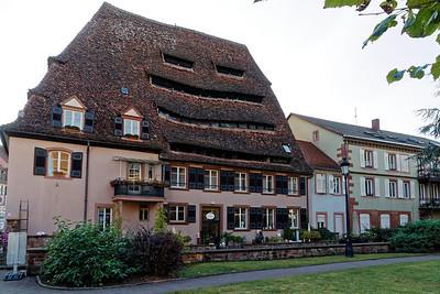 21-09 Etape 1 : Wissembourg