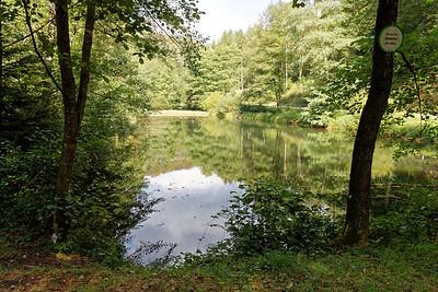 21-09 Etape 1 : Gimbelhof - Etang à la source du Heimbach