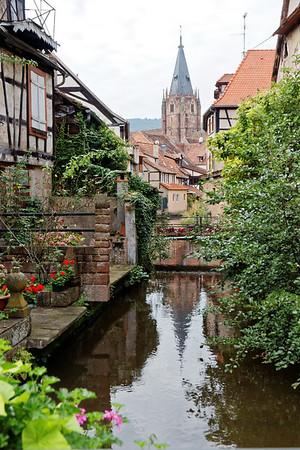 Wissembourg à Lichtenberg