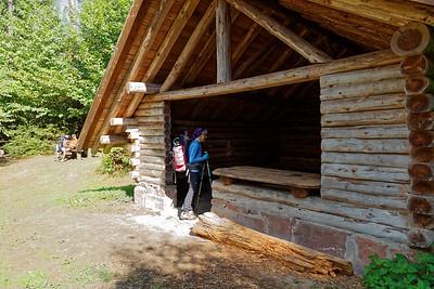 21-09 Etape 1 : Gimbelhof - Abri col du Litschhof