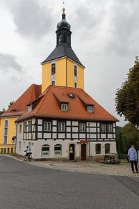 Eglise de Hohnstein