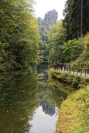 23-09 - 2ème étape : Wehlen - Hohnstein