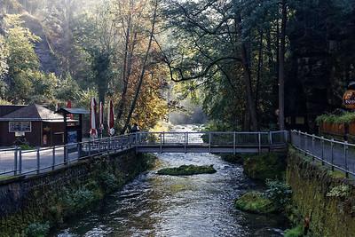 Hrensko - La Kamenice - Gorges d'Edmund