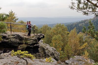 28-09 - 6ème étape : Schmilka - Gohrisch