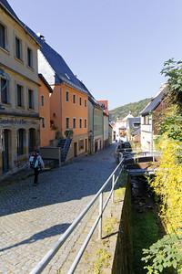 Descente à Königstein