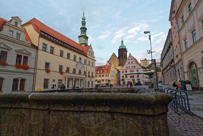 Pirna Marktplatz