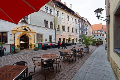 Pirna, Niederer Berggasse