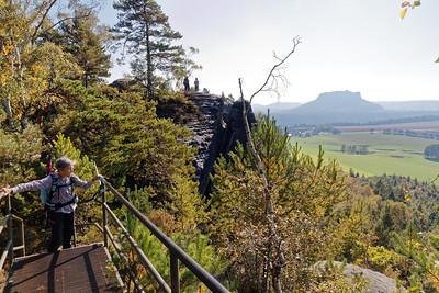 Rauenstein, Königstein à droite