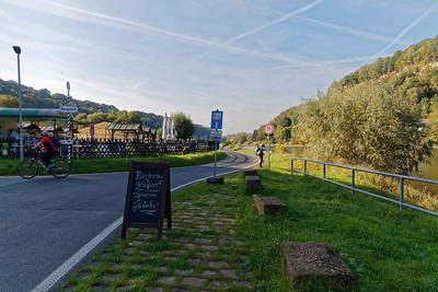 Biergarten à Ober-Vogelgesang