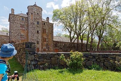 Freycenet - Maison fortifiée