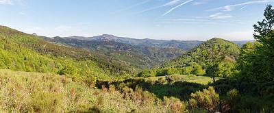 Mt Gerbier - Suc de Sara - Mt Mézenc