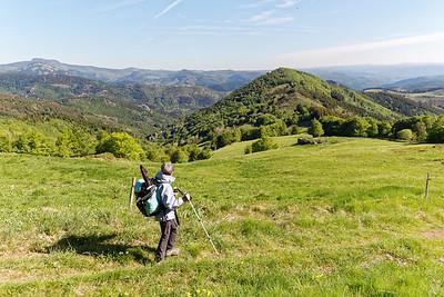 Descente du Col du Pranlet