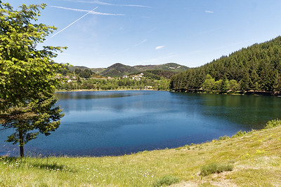 Lac de St Martial