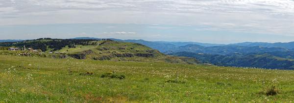 Saint Clément - Coulées basaltiques