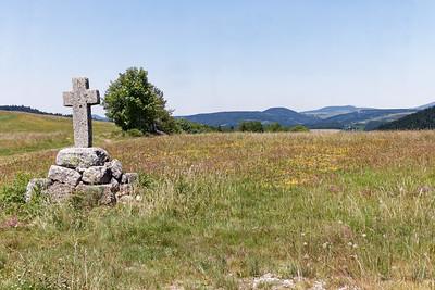 Croix de Fiance (St Cirgues)