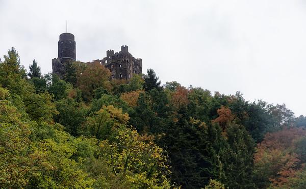 Wellmich - Burg Maus
