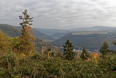 Fiedland, vue la Lahn Tal