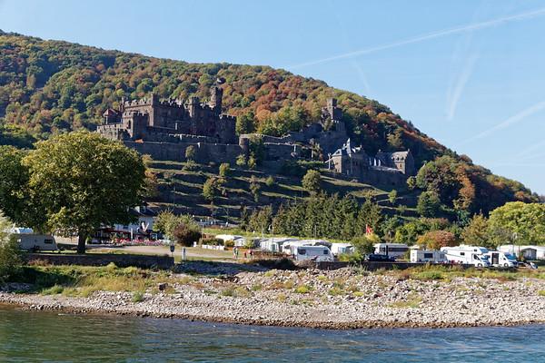 Trechtings Hausen, Burg Reichenstein