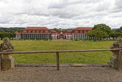 Memmelsdorf Schloss  Seehof